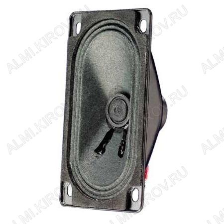 Динамик 90*50*30mm; SC 5.9 ND/4; 4R; 3W/4W; 150-17000Hz (Art.8055): неодимовый магнит для TV, мониторов