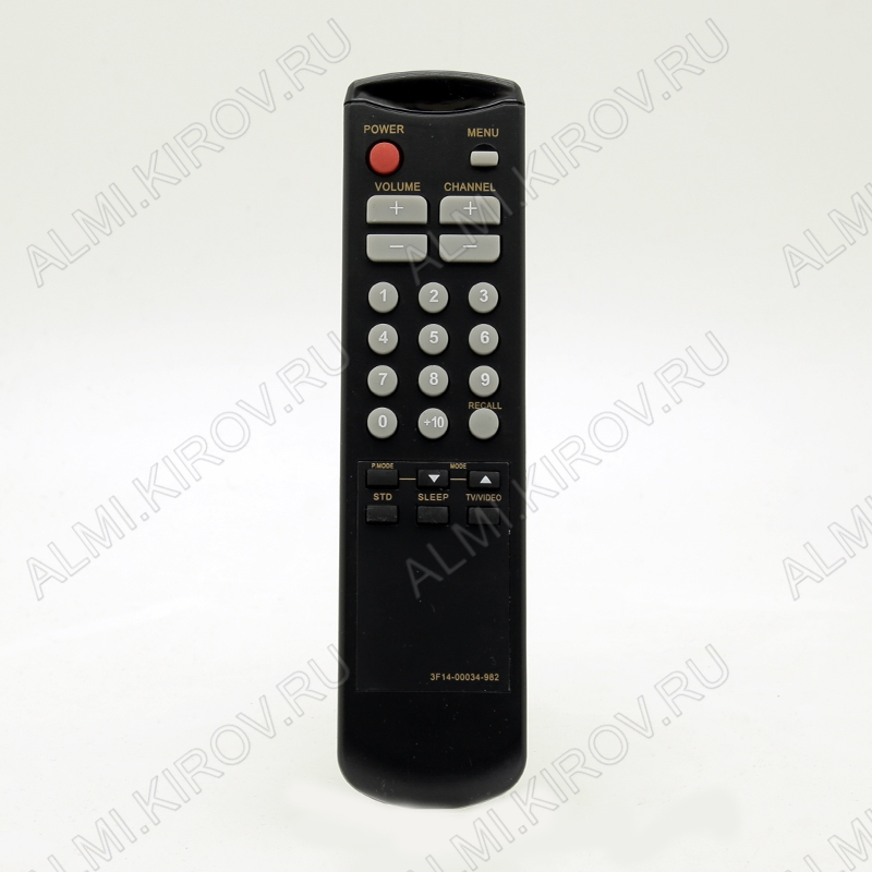 ПДУ для SAMSUNG 3F14-00034-982