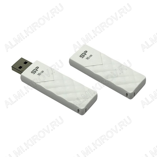 Карта Flash USB 16 Gb (U03 Black) USB 2.0