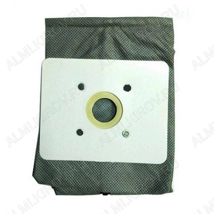 Пылесборник унив ткань+фильтр, с молнией UN+ 122х152мм, v1056