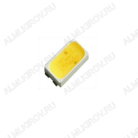 Светодиод SMD 5630; 3.0-3.5V; 70mA (белый) 3V; 3pin; широкий: анод(+); для модулей подсветки LED TV