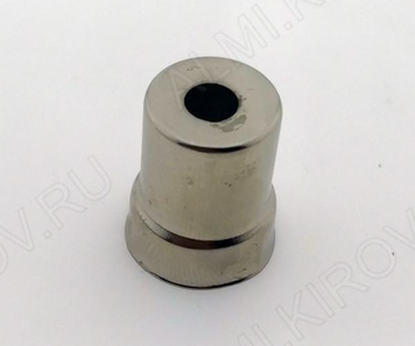 Колпачок антенны магнетрона. Отверстие круглое 5 мм (d=15mm) SVCH048