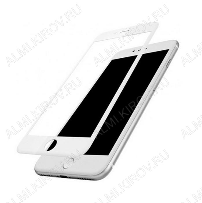 Защитное стекло Apple iPhone 7/8, 5D, белое