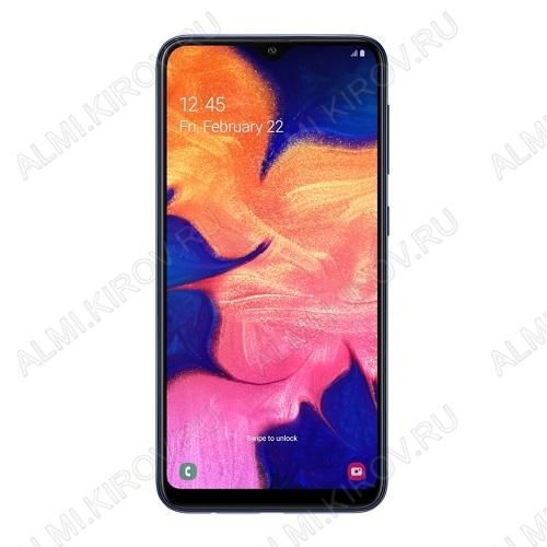 Смартфон Samsung Galaxy A10 2/32GB Синий