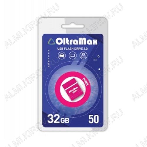 Карта Flash USB 32 Gb (50 Pink mini) USB 2.0