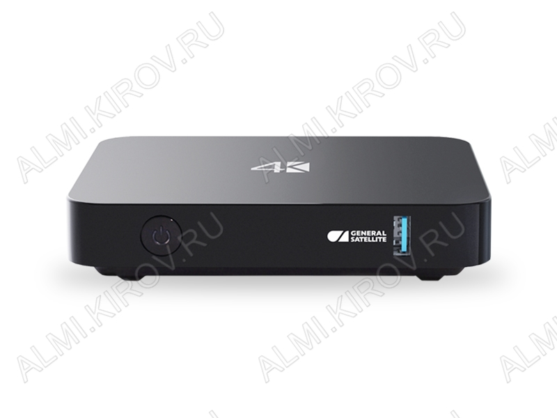 Ресивер GS-C593, цифровая IP ТВ приставка (приемник-клиент) + Скретч-карта-Триколор Онлайн-14 дней Источник сигнала: спутниковый приемник-сервер или интернет; SD, HD, UHD (4K). Шнур HDMI-HDMI 1.5м; шнур 3,5ммTrrs-3RCA