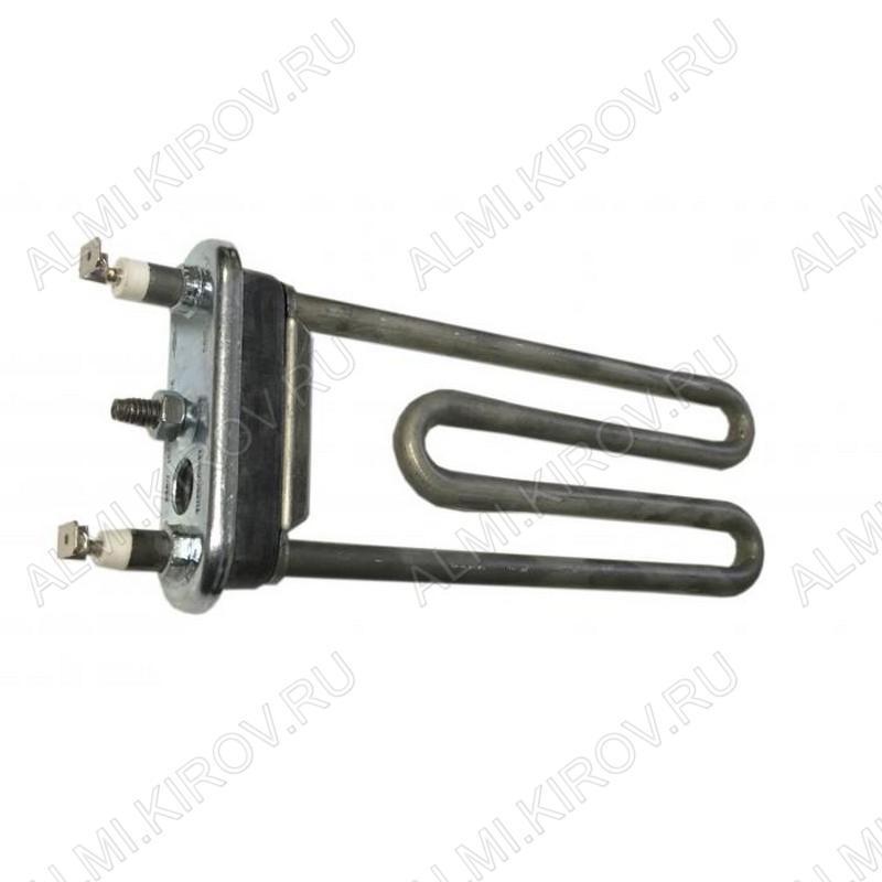 ТЭН для стиральной машины 1600W с отверстием (М3406050) L=175; R11; M135