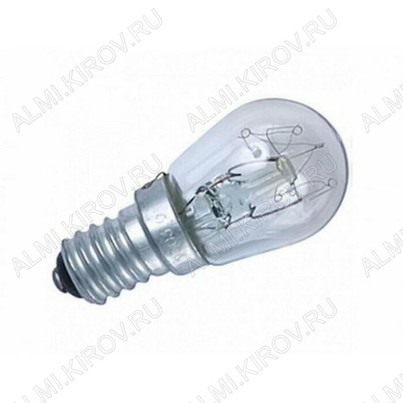 Лампа ПШ 235-245-15-1 (цоколь Е14)