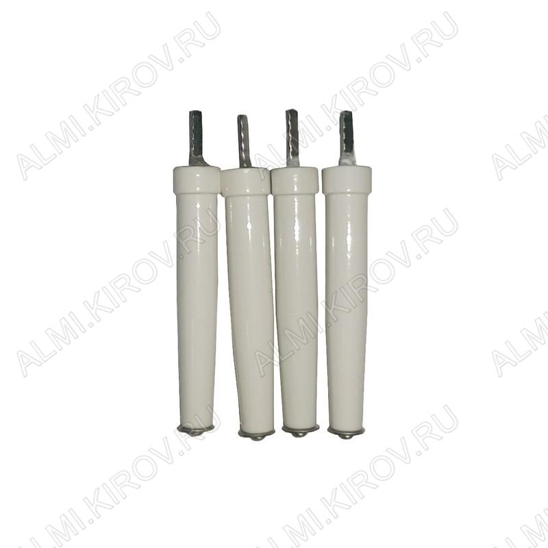 Свечи розжига Gefest (Gefest-3) 1100, 3100 (до 2004г.в.), без проводов комплект 4шт