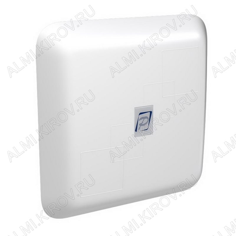 Антенна стационарная BAS-2322 FLAT-15N для 3G/4G-модема 3G/4G/LTE/WIFI; 1700-2700 MHz; 15dB; без кабеля; разъем N-гнездо