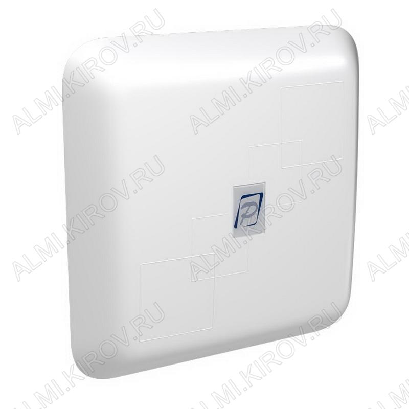 Антенна стационарная BAS-2326 FLAT-15N MIMO для 3G/4G-модема 3G/4G/LTE/WIFI; 1700-2700 MHz; 15dB; без кабеля; 2 разъема N-гнезда