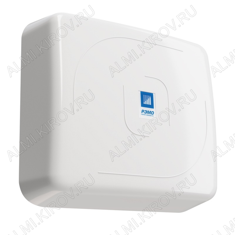Антенна стационарная BAS-2337-N FLAT 800/1800-2700 для 3G/4G-модема 2G/3G/4G/LTE; 790-2680 MHz; 10-14dB; без кабеля; разъем N-гнездо