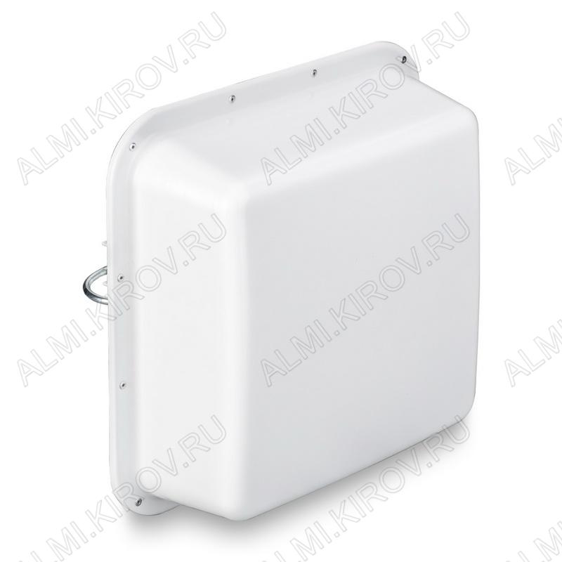 Антенна стационарная KAA15-700/2700 MIMO N-female для 3G/4G-модема 2G/3G/4G/LTE; 700-2700 MHz; 8-15dB; без кабеля; 2 разъема N-гнезда