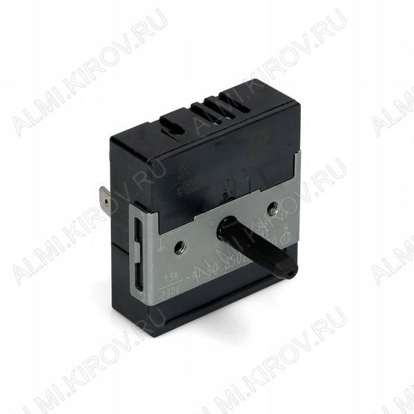 Регулятор мощности EGO 50.55021.100/50.85021.000  COK351UN 13 A,230V.Вал:20mm 8 контактов