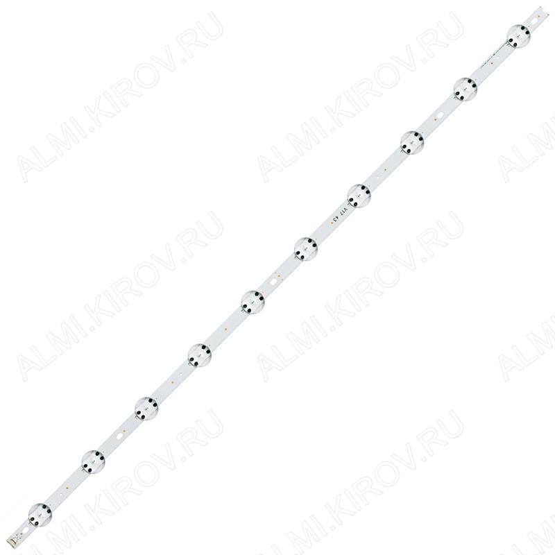 Модуль подсветки LED TV 865*15мм 10 линз; 43