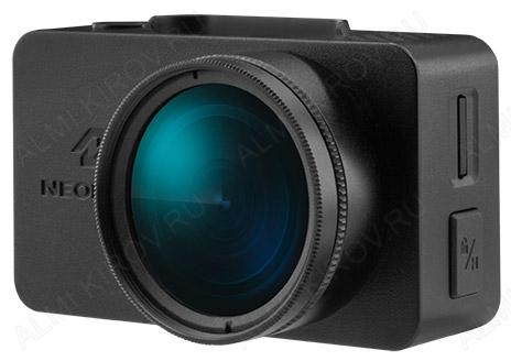 Видеорегистратор автомобильный G-TECH X74 Full HD GPS модуль 1920*1080; 140°; ; Sony Exmor; 2