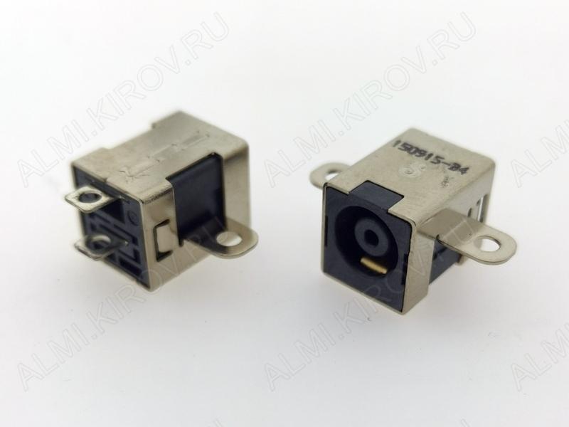 Разъем зарядки ноутбука LG R410/R510/R560/R580