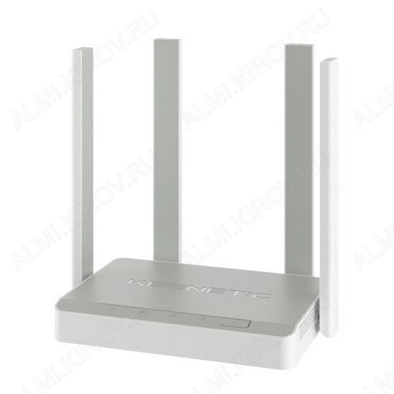 Wi-Fi Маршрутизатор Keenetic Runner 4G (KN-2210) с 4G-модемом Слот для Micro SIM, встроенный 3G/4G-модем, 2 съемные 4G-антенны, 2 внешние антенны Wi-Fi (5дБ), 4 разъема RJ-45, Mesh Wi-Fi N300, 300 Мбит/с, белый