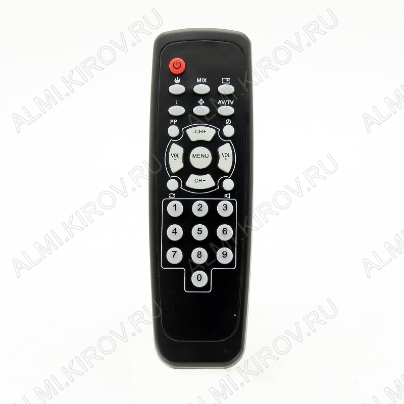 ПДУ для POLAR RC-0701(SAA3010) TV