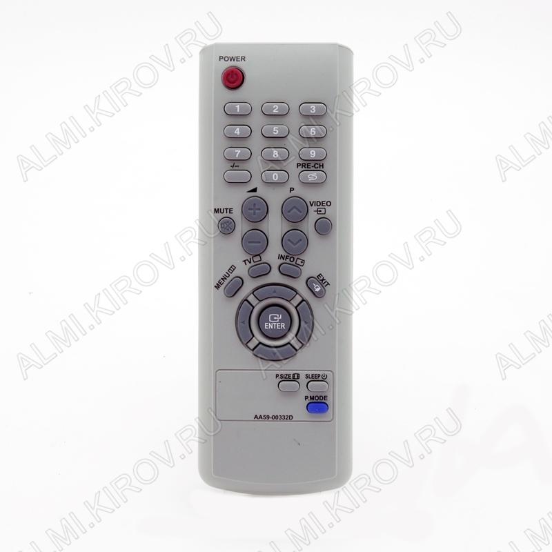 ПДУ для SAMSUNG AA59-00332D TV