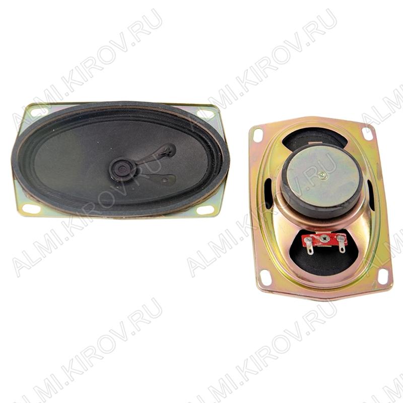 Динамик 123*77*35mm; YD813-09 (3ГДШ-12); 8R; 3W, 90-12500Hz; для TV, радио