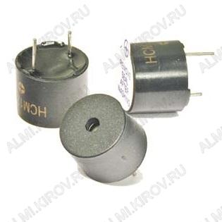 Пьезоизлучатель HCM1203X 12mm, 3V