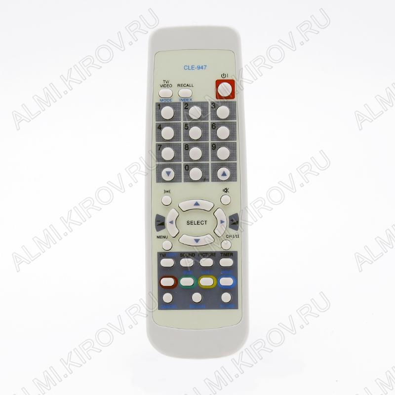 ПДУ для HITACHI CLE-947 TV