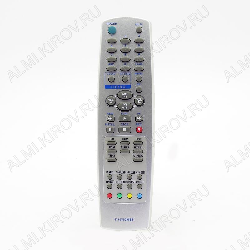 ПДУ для LG/GS 6710V00088B TV