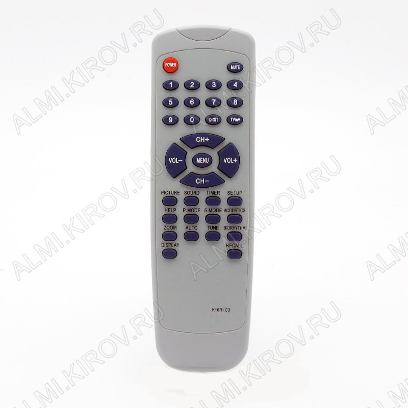 ПДУ для AKAI TVD-3/K16R-C3 TV