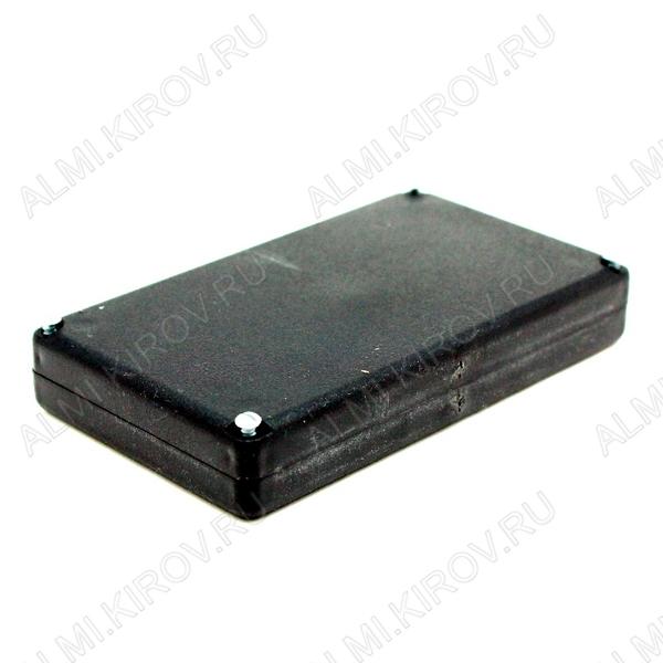 Корпус BOX-KA12 черный Корпус пластиковый 90х65х35 мм