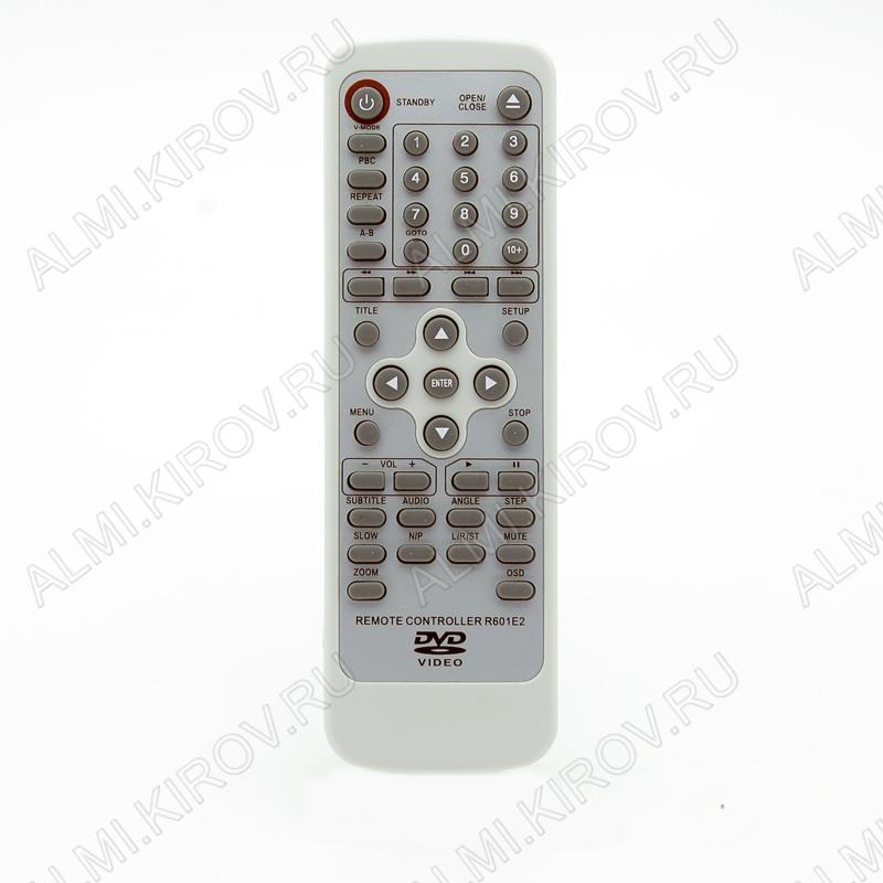 ПДУ для ELENBERG R-601E2 DVD