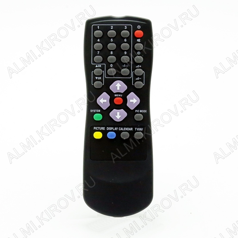 ПДУ для AKIRA ABL-15 TV