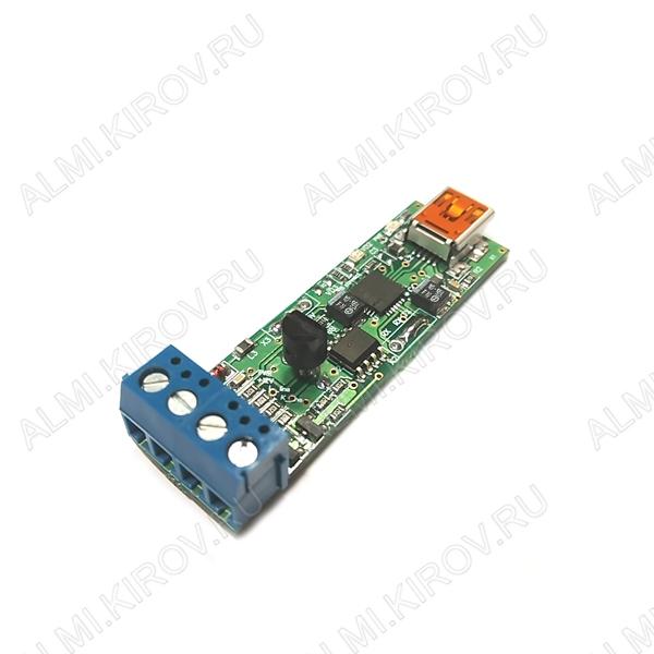 Радиоконструктор K-line адаптер USB BM9213 (универсальный адаптер K-L-линии) Универсальный автомобильный адаптер K-L-линии