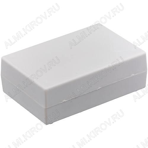 Корпус BOX-KA10 белый Корпус пластиковый 118х78х40 мм
