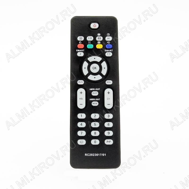 ПДУ для PHILIPS RC-2023617 LCDTV Ambilight