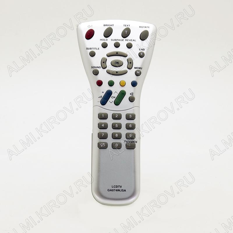 ПДУ для SHARP GA074WJSA LCDTV