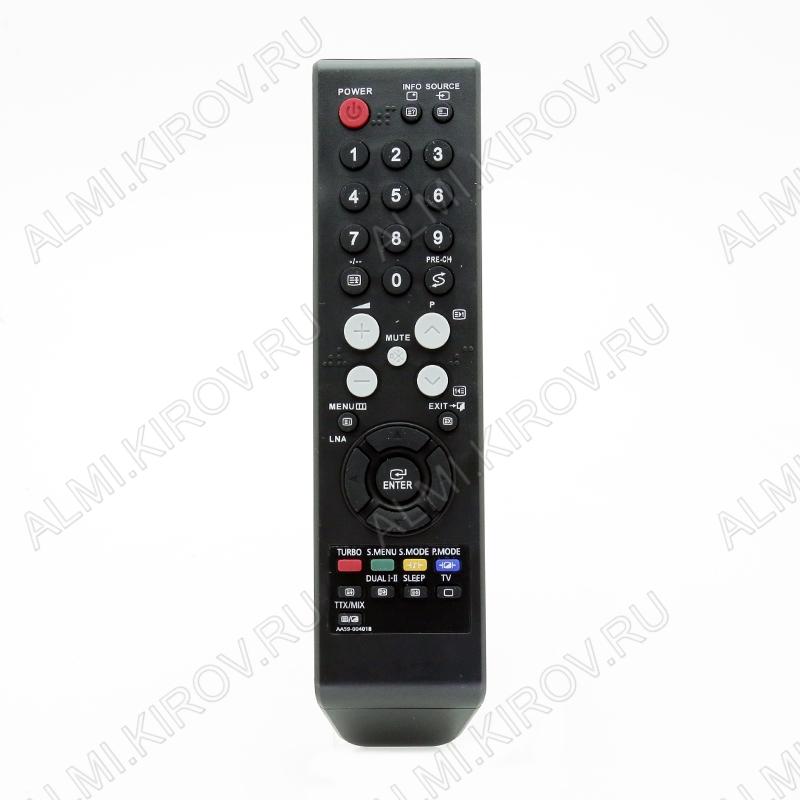 ПДУ для SAMSUNG AA59-00401B TV
