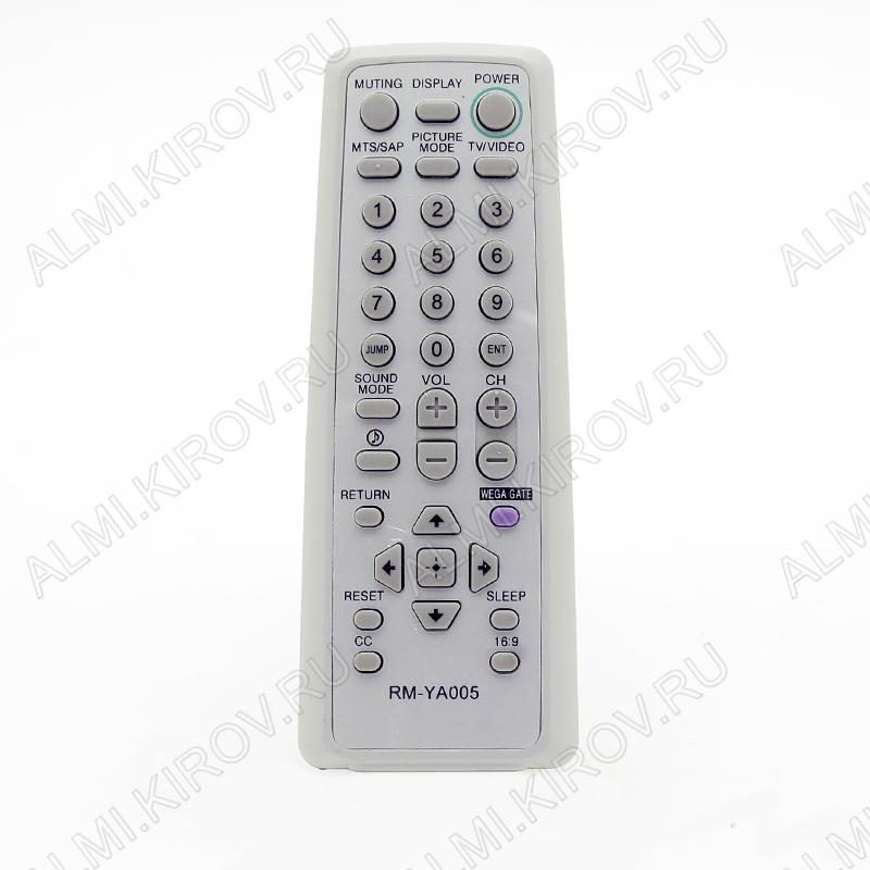 ПДУ для SONY RM-YA005 TV