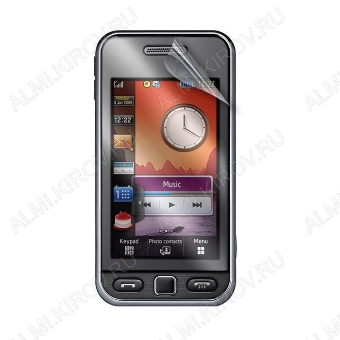 Защитная пленка дисплея Samsung S5230 Star