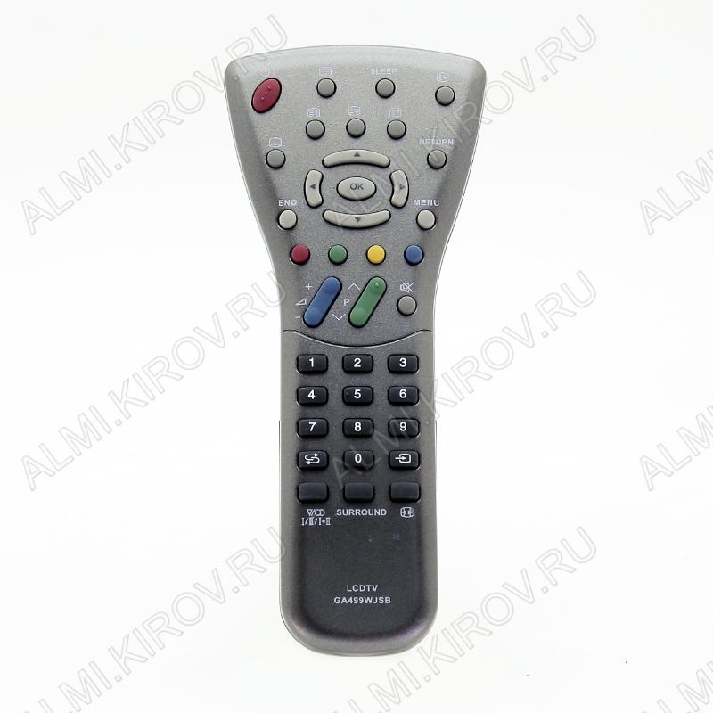 ПДУ для SHARP GA499WJSB LCDTV
