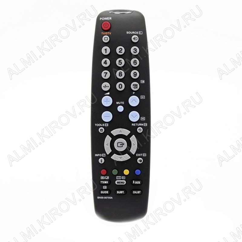 ПДУ для SAMSUNG BN59-00705A LCDTV