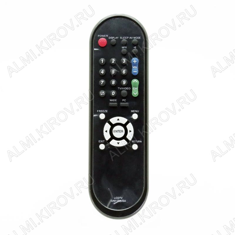 ПДУ для SHARP GA610WJSA LCDTV