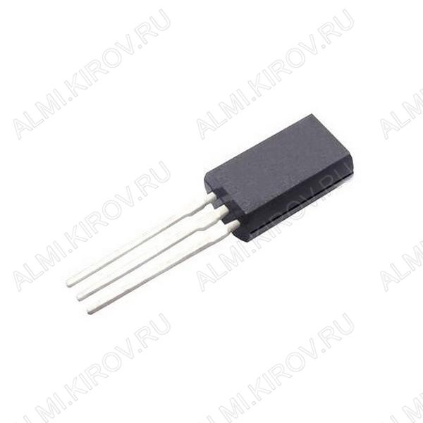 Транзистор 2SK2961 MOS-N-FET-e;V-MOS,LogL;60V,2A,0.27R,0.9W