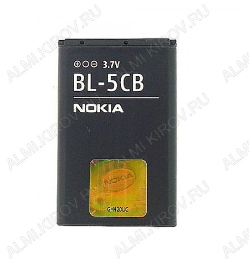 АКБ для Nokia 1616/ 1280 Orig BL-5CB