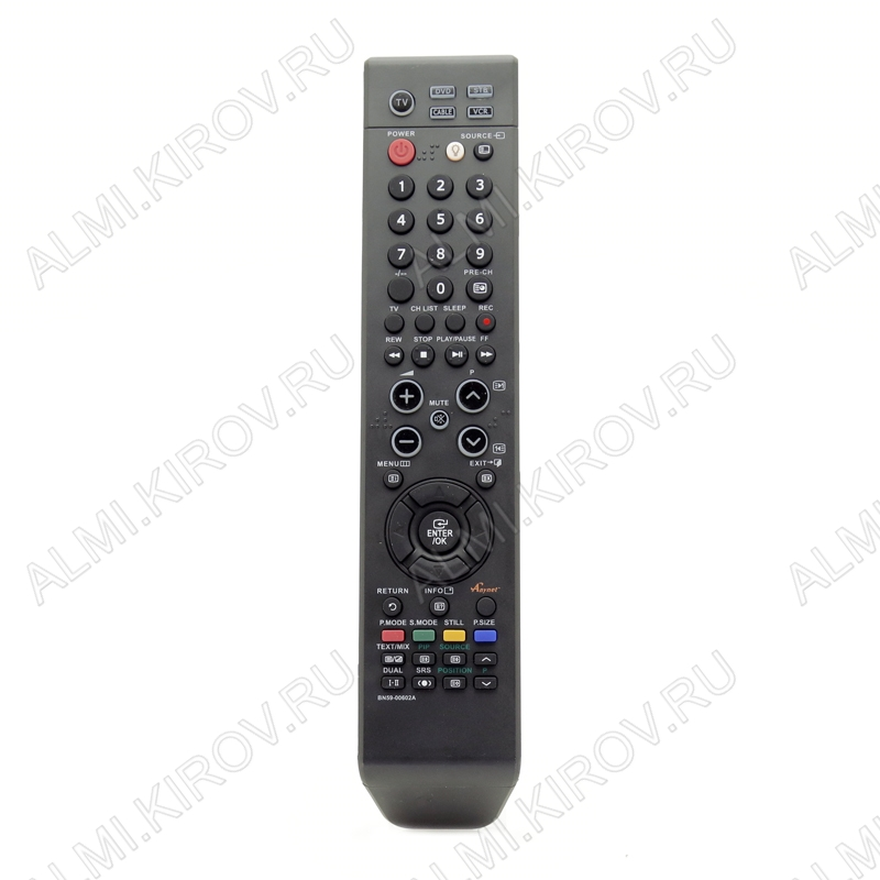 ПДУ для SAMSUNG BN59-00602A LCDTV