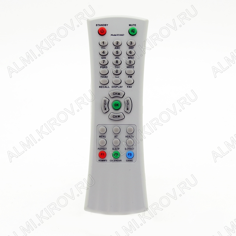 ПДУ для THOMSON R-166D LCDTV