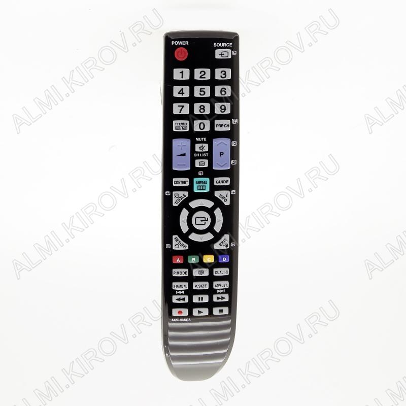 ПДУ для SAMSUNG AA59-00483A LCDTV