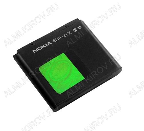 АКБ для Nokia 8800 Sirocco Orig BP-6X (BL-6X)