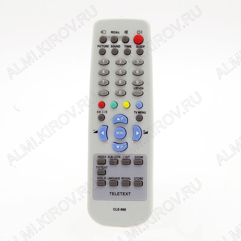 ПДУ для HITACHI CLE-968 TV