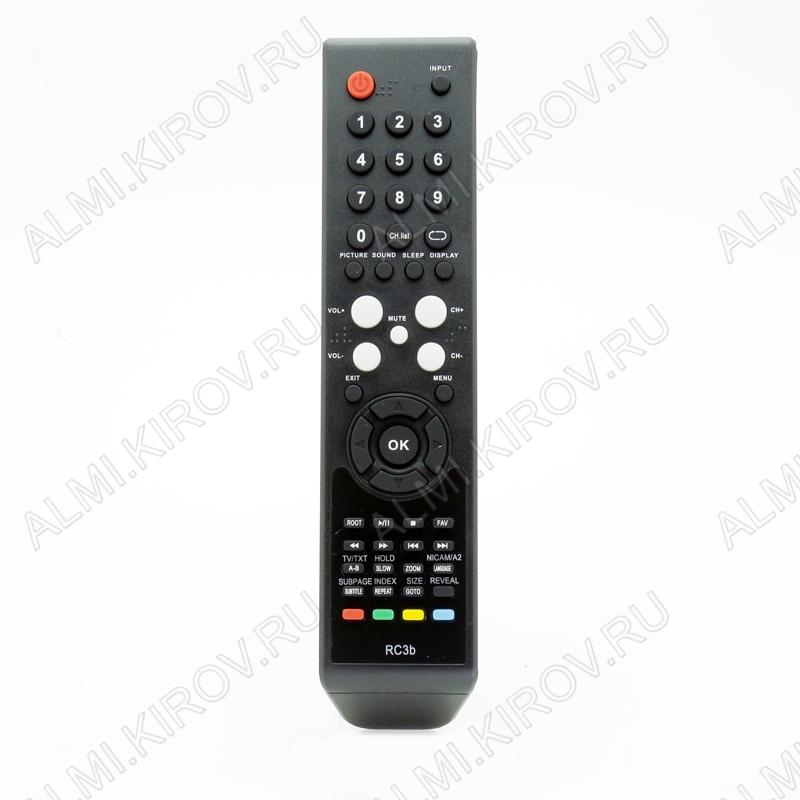 ПДУ для SUPRA RC3B LCDTV